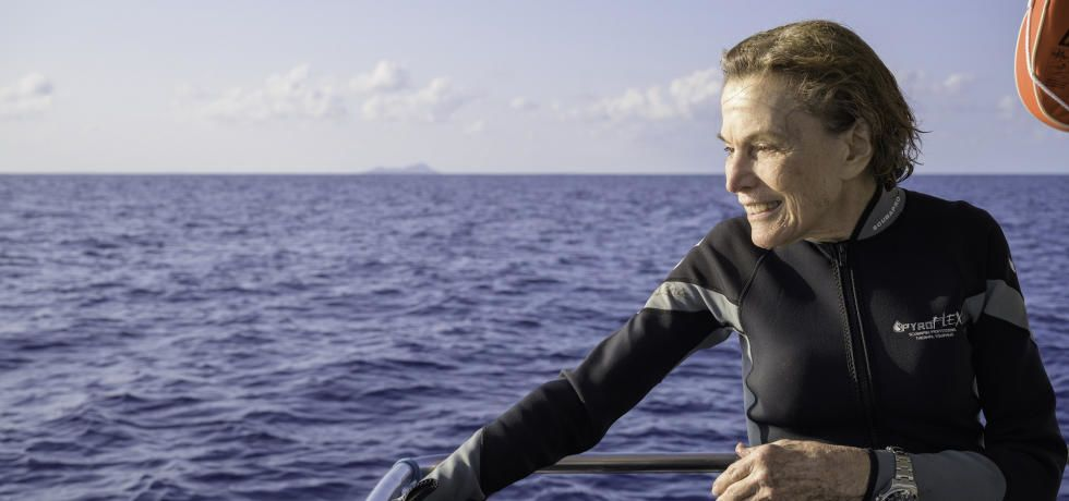 Heroes of the Ocean With Sylvia Earle
