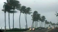 خاص الطقس: هيجان العاصفة برنامج