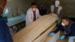 كنوز مصر المفقودة