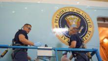الطائرة الرئاسية الأمريكية الجديدة – الحصن الطائر برنامج