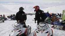 Alaska State Troopers show