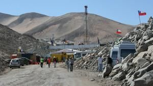 Chilean Miners: Buried Alive