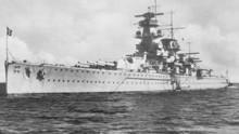 Hitler's Lost Battleship show