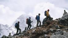 Surviving Everest show