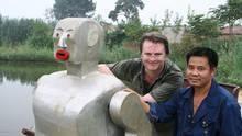 Paul Merton's China show