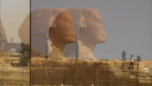 Saving the Great Sphinx photo