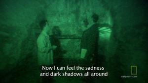 Ghosts vs Infrasound photo