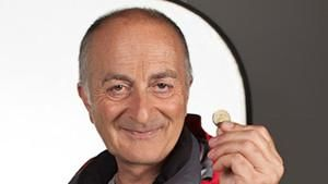 Exclusive interview with Tony Robinson photo