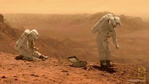 Life on Mars photo