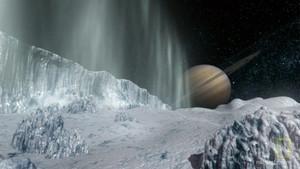 Saturn's Rings photo
