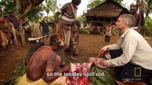 Tribal Gourmet show