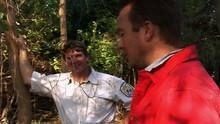 Louisiana Snake Hunt show