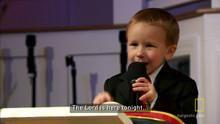Kanon the Preacher show