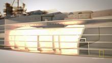 Sinking the USS Arizona show