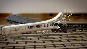Rail Disaster photo