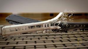 Rail Disaster photo