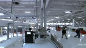 Brand New Tesla Factory photo