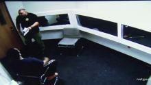 Inside an Interrogation show