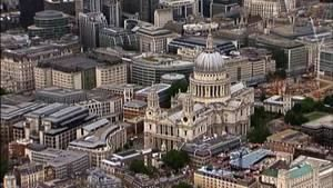 St Pauls Cathedral: Out of the Fire 照片
