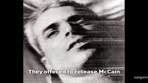 McCain's Imprisonment Begins photo