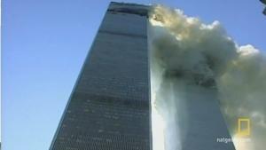 Evacuating the Towers photo