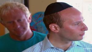 The Rabbi Meets Venice Beach photo
