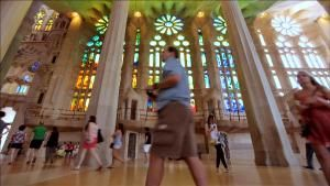 Access 360 Sagrada Familia foto