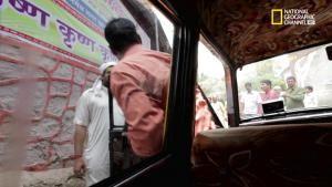 Truffato a Mumbai foto