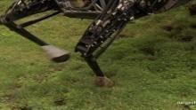 All-Terrain Robot show