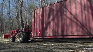 Container Caravan photo