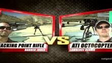 The Rifle vs. Drone Showdown show