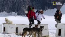 Alaska, nelle terre estreme: la sfida - Comincia la sfida programma