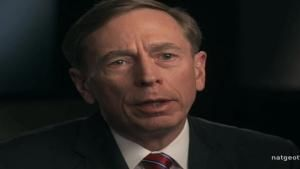 General Petraeus on Getting Wounded photo