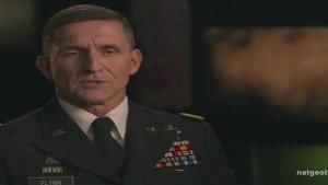 Lt. General Flynn on His Leadership Style photo
