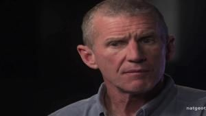 General McChrystal on Black Hawk Down photo