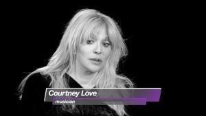 Gli anni '90 - Courtney Love foto