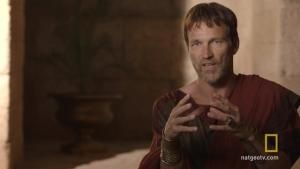Stephen Moyer on Playing Pontius Pilate photo