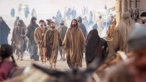 La cacciata dei mercanti dal tempio foto