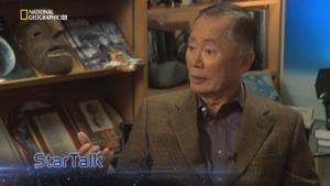Star Trek: sguardo al futuro con George Takei foto