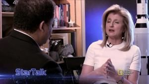 Star Talk: Arianna Huffington (Condensed Version) photo