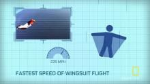 Wing Suit Disaster show