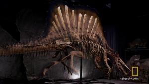 Aquatic Dinosaur photo