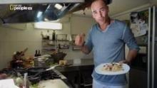 Spaghetti aglio e olio con finocchietto e pane raffermo programma