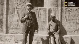 Stromer e i primi ritrovamenti di reperti fossili foto