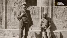 Stromer e i primi ritrovamenti di reperti fossili programma