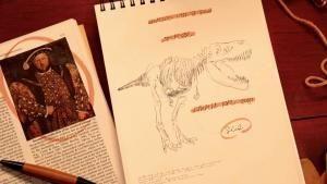 Cos'hanno in comune Enrico VIII e il T. Rex? foto