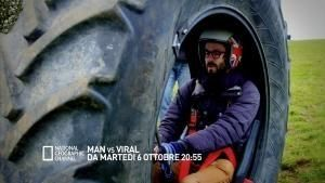 Man v. Viral - Esperimenti e scienza foto