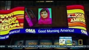 Stand With Malala 照片