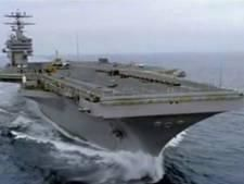 The USS Nimitz 照片