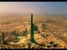 The Burj Dubai 照片
